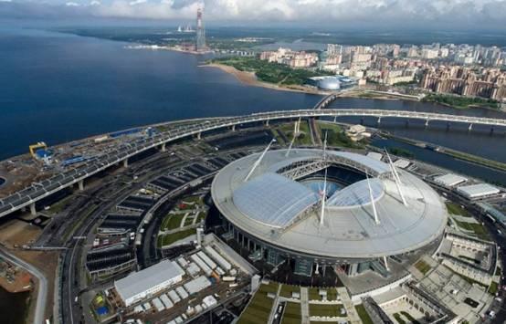 Saint-Petersburg Stadium